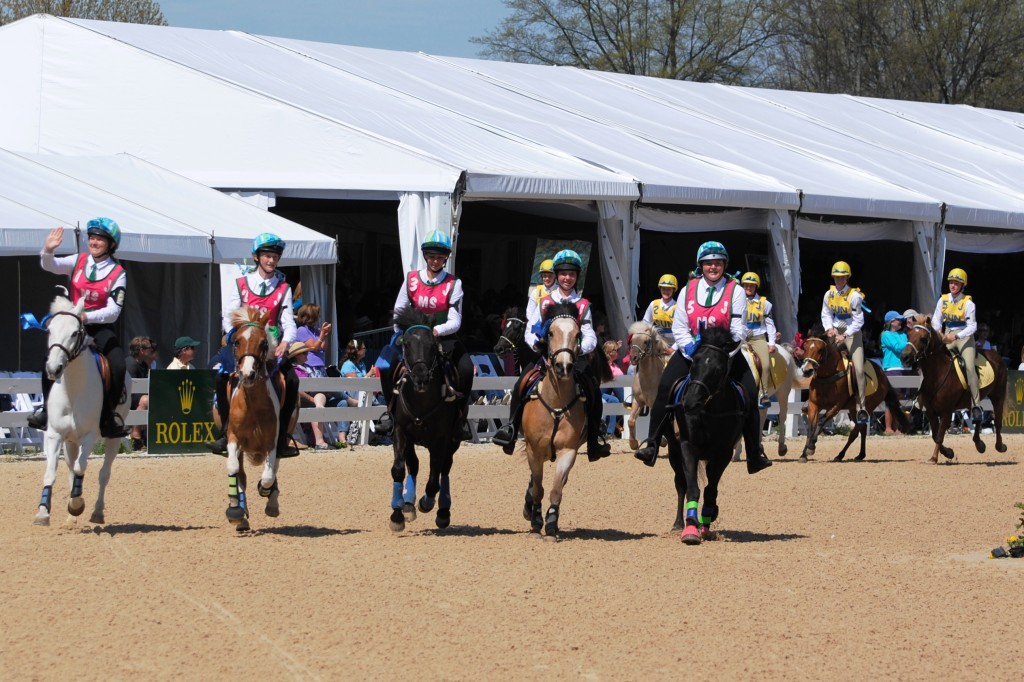 The Tootsie Pops at Rolex 2014!