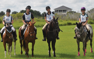 Join the Ride with Francesca Spoltore, C-2 , West TN Pony Club/Mid South Region!