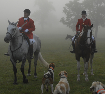 Whys and Wherefores of Foxhunting Tack Traditions